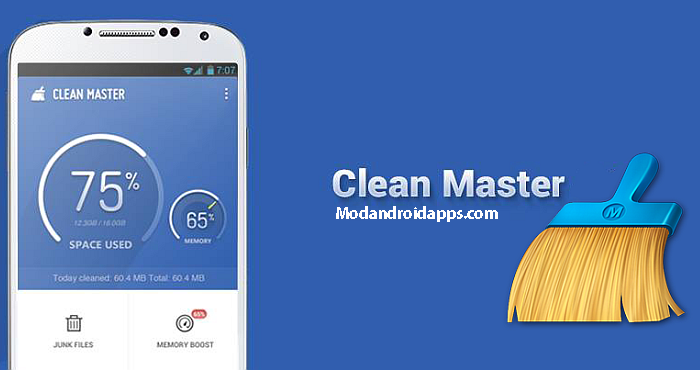 Clean master MOD android app free download latest version 2021