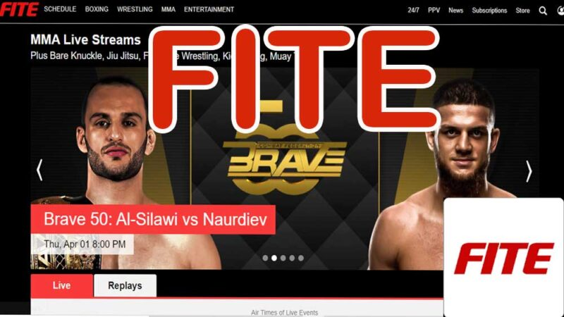 Boxing Wrestling and MMA Streaming Apk