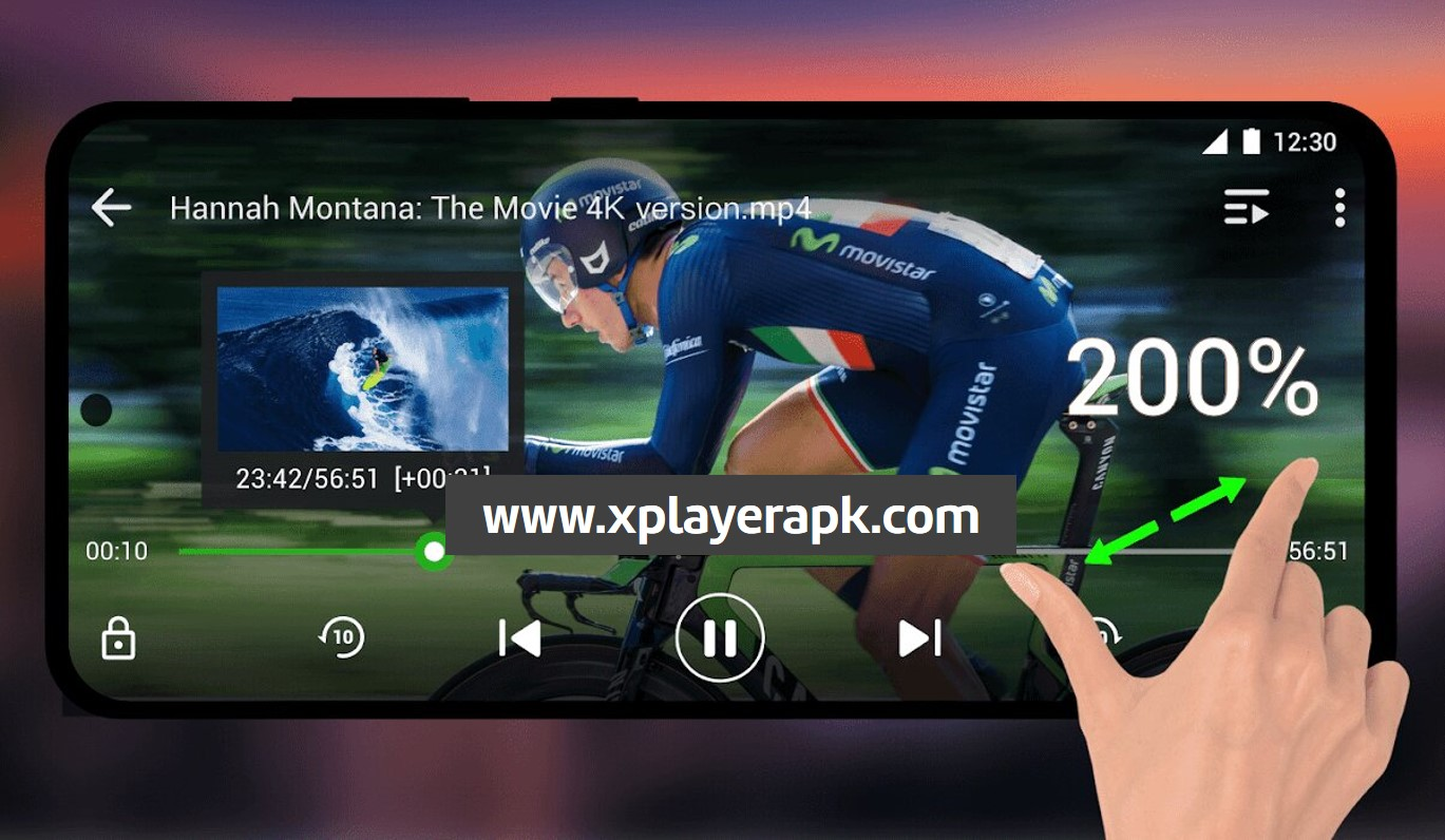 XplayerAPK   All format video player for Android and iOS